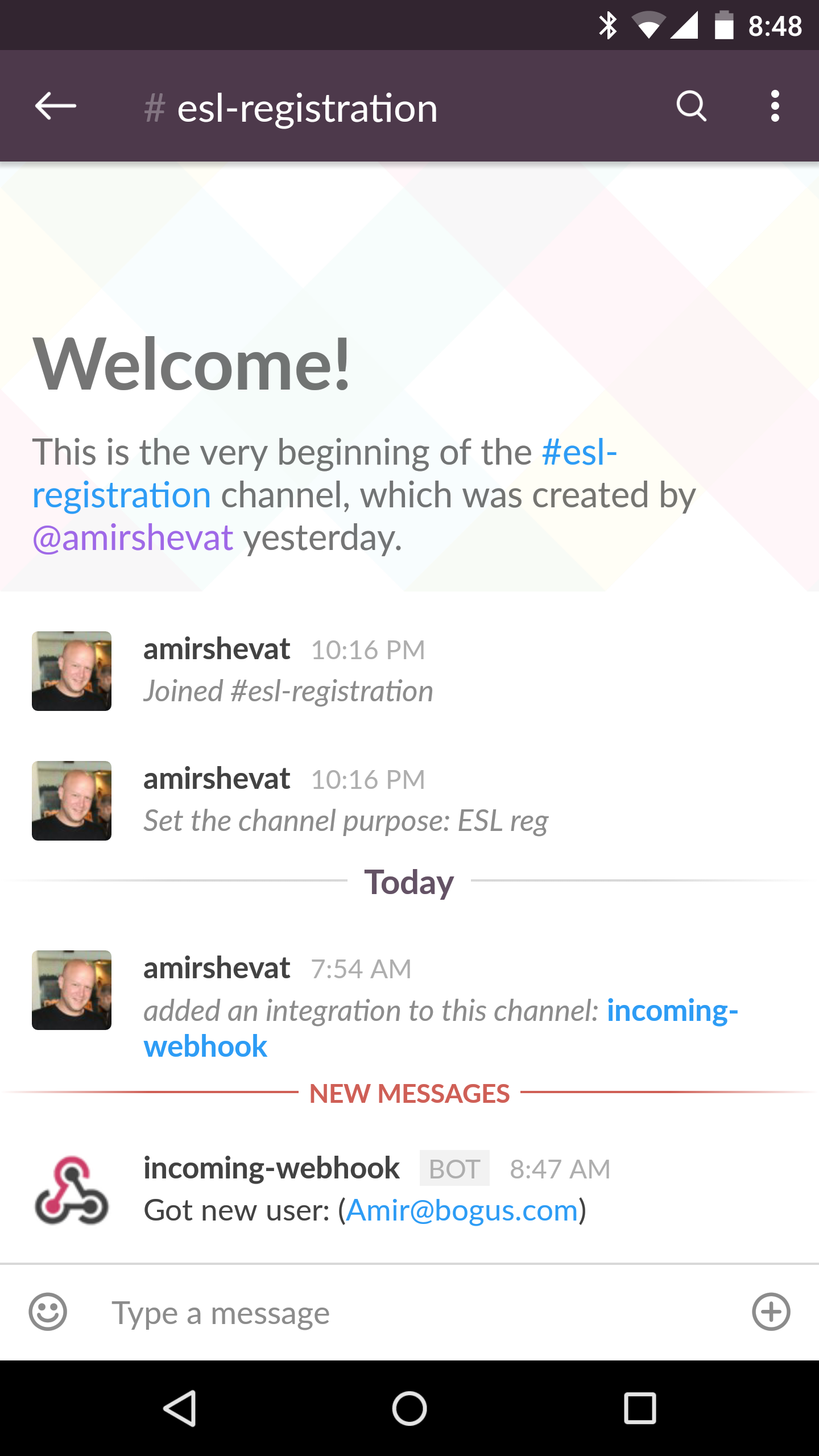 How to: Use Slack API to Get Notification When Something